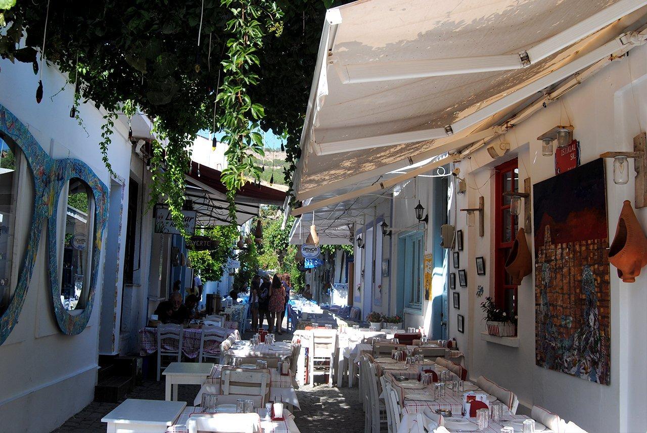 Bozcaada Meyhane ve Restaurant Rehberi