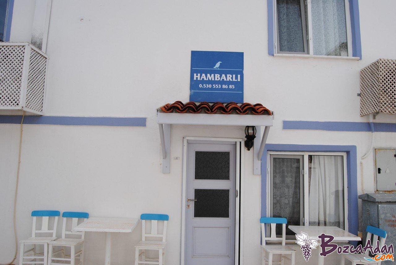Hambarlı Otel