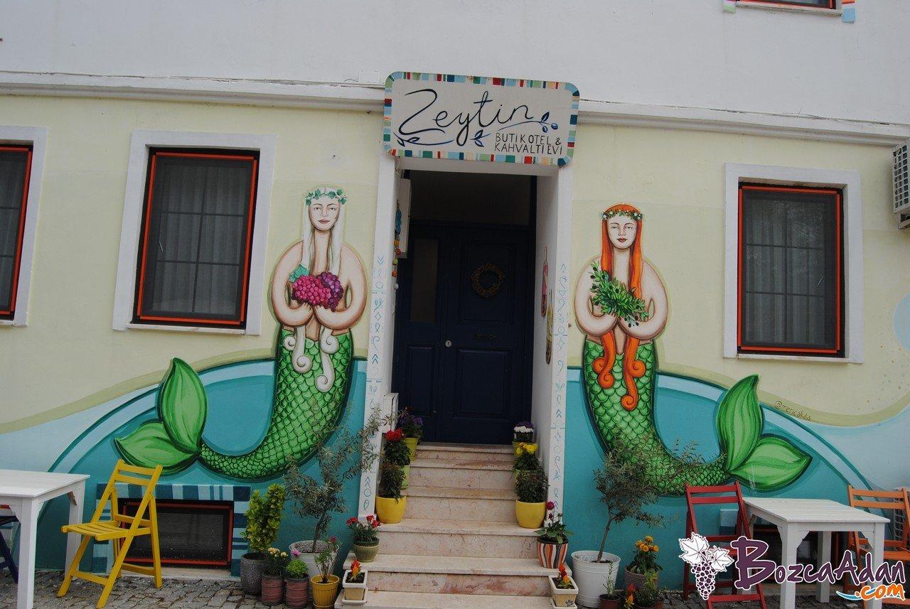Zeytin Butik Otel